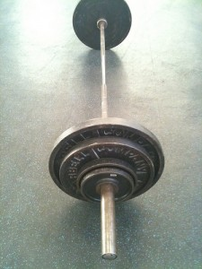 barbell approach
