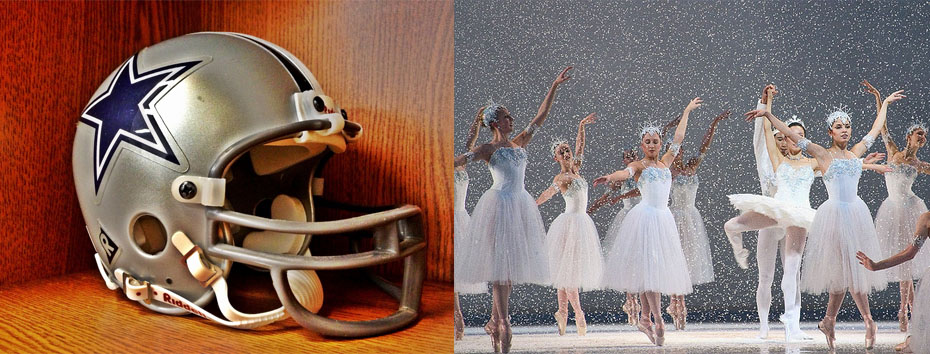 Ballerinas, Football and Internet Marketing: Part 2 of How Financial Advisors Can Become Selling Machines